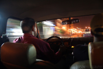 Speedy Taxi Ride