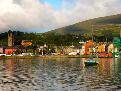 Colorful Bantry Bay
