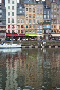 Honfleur Reflection