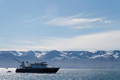 Arctic light - Husavik - Trip to Iceland, July 2007