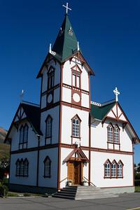 Husavik - Trip to Iceland, July 2007