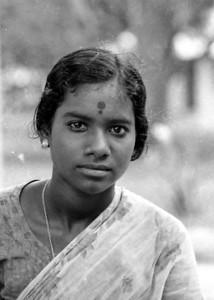 Koviloor - India, 1973