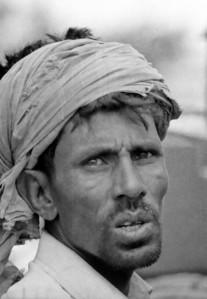 Portrait - India, 1973