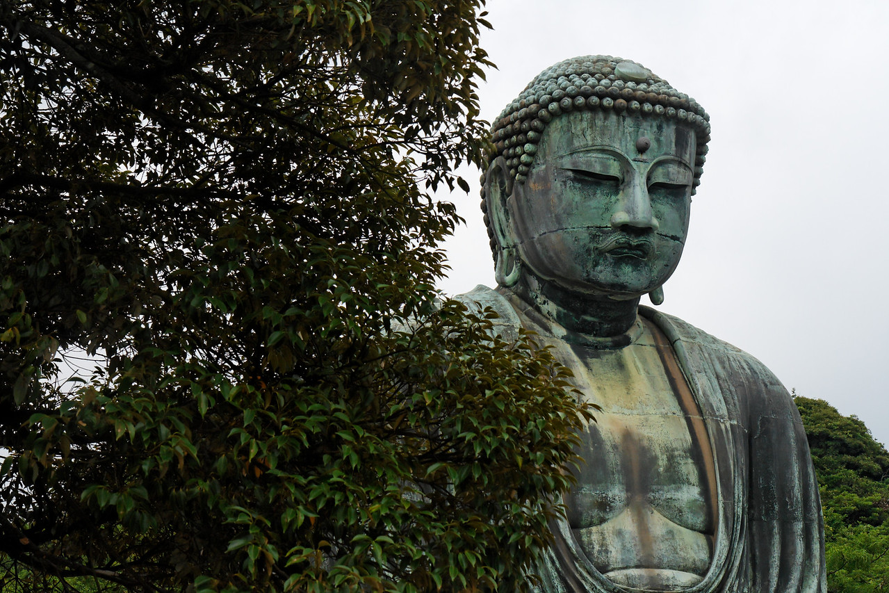 The great buddha - Kamakura, Japan, June 2008