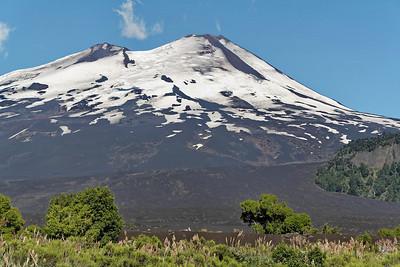 Volcano Llama - Chile, Jan 2006