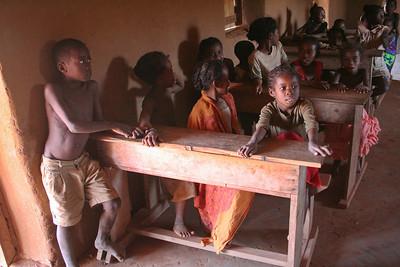 School - Madagascar 2005