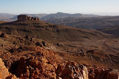 Djebel Saghro (Morocco) - December 2011