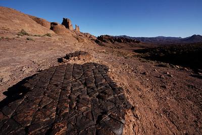Bab N'Ali, Djebel Saghro (Morocco) - December 2011
