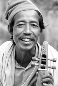 Musician - Nepal 1974