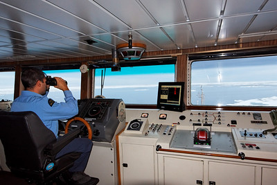 Looking for a passage - MALINA cruise, Beaufort Sea, August 2009