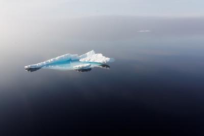 Ice - MALINA cruise, Beaufort Sea, August 2009