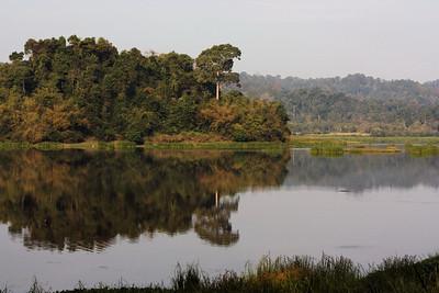 Crocodile Lake - Cat Tien National Park, Vietnam, 2009