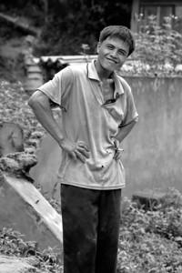 Provocative - Song Da river, Vietnam, July 2006