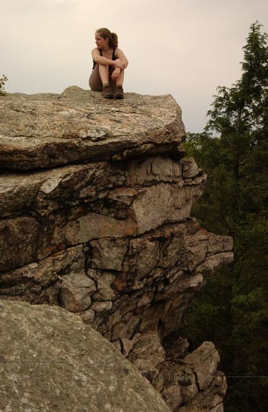 #98 - Lydia at High Rocks