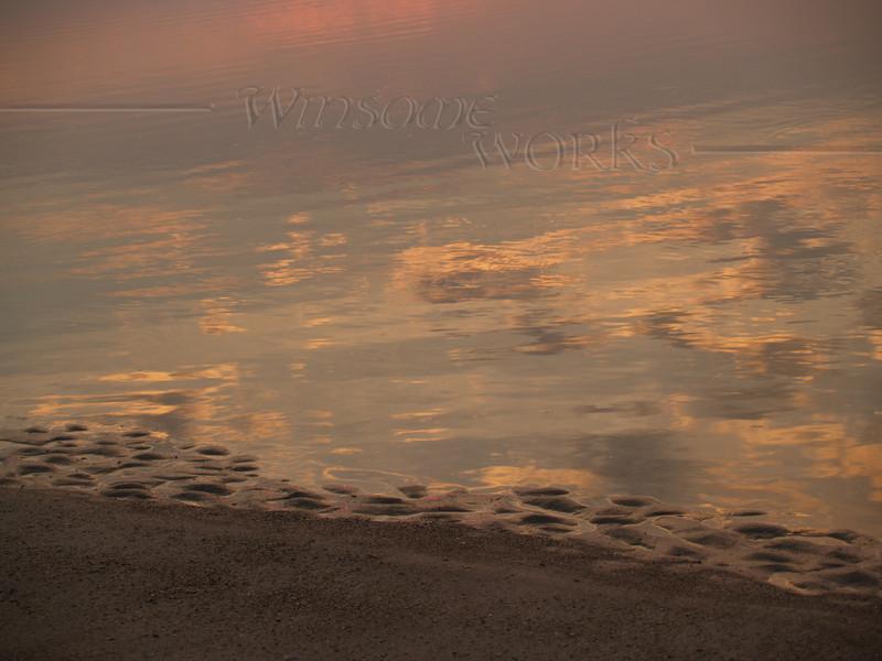 #34 - Sea Meets Sand, Dawn
