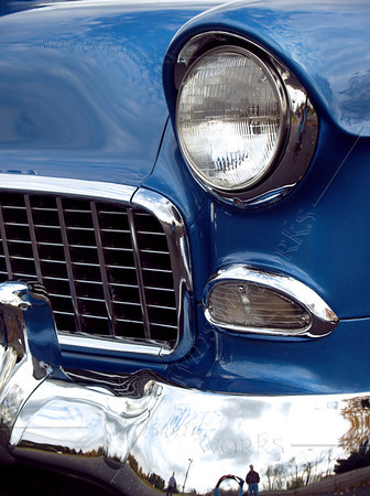 #2- 1955 Chevy Front End