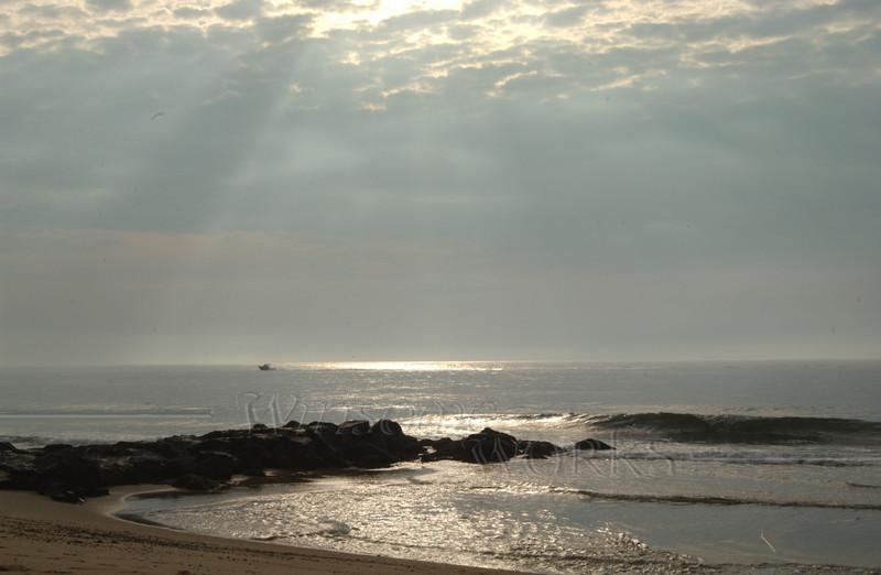 #91 - Silver on the Sea, Ocean Grove