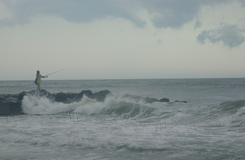 #83 - Braving the Elements, Ocean Grove, NJ