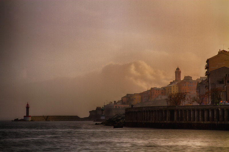 The Citadel, Isle of Corsica, France