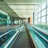 Art-ish Leading Lines, Changi Airport - Singapore