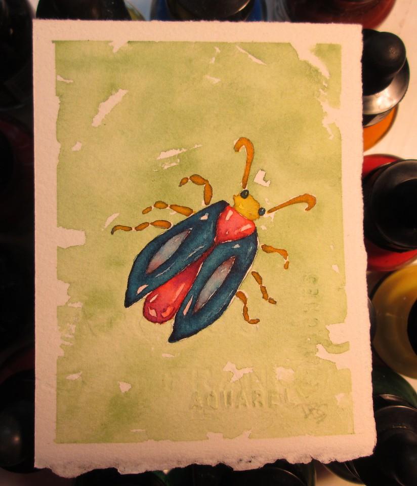 Bug Boy #1     $25