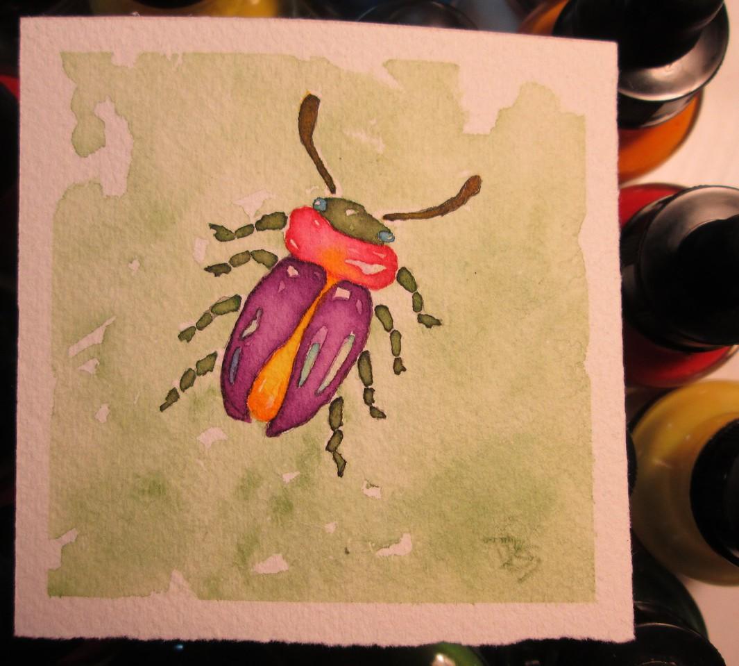 """""""Bug Boy #2""""     $25"""