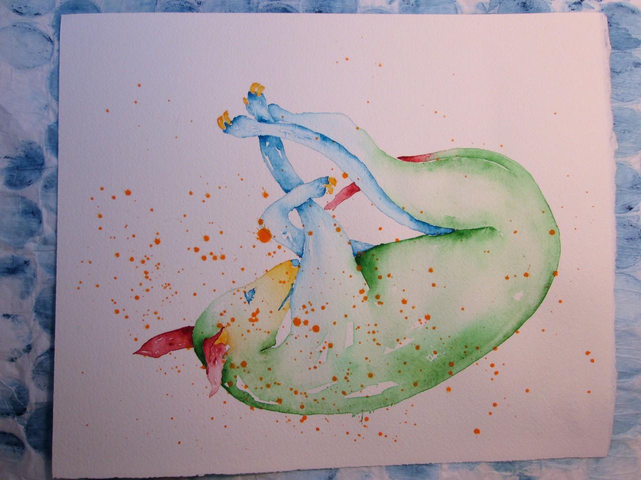 Ariel Dreaming     $45