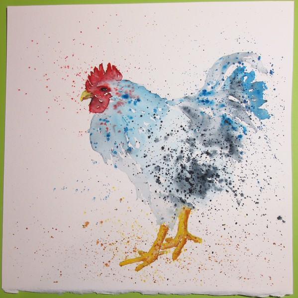 Chicken Redo