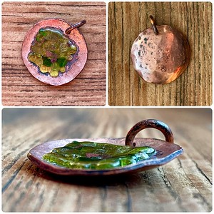 Day 047 - Copper Coalesce