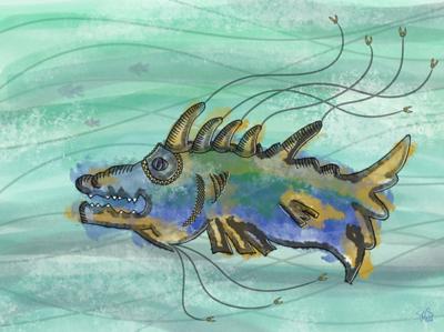 Day 008 - PreHistFish