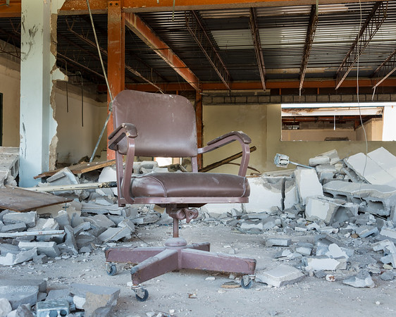 Demolition:  The Christian Book Store, 10