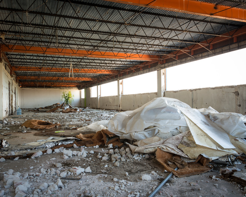 Demolition:  The Christian Book Store, 8