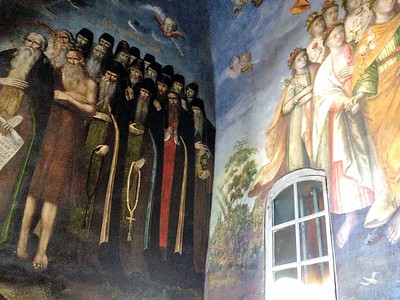 St Nicholas Church, Lavra, Kyiv, Ukraine