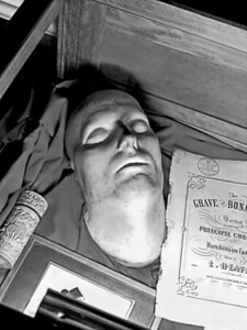 Death Mask - Napoleon / St Helena