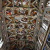 ... the crown ceiling, the Sistine Chappel ceiling...