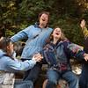 Artemis Retreat, 2008.  Shown:  Janet Lee Carey, Margaret D. Smith, Katherine Grace Bond, and Jill Sahlstrom.  <br /> photo credit: Heid Pettit