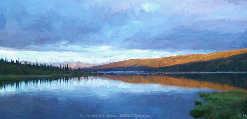 Wonder Lake Panorama