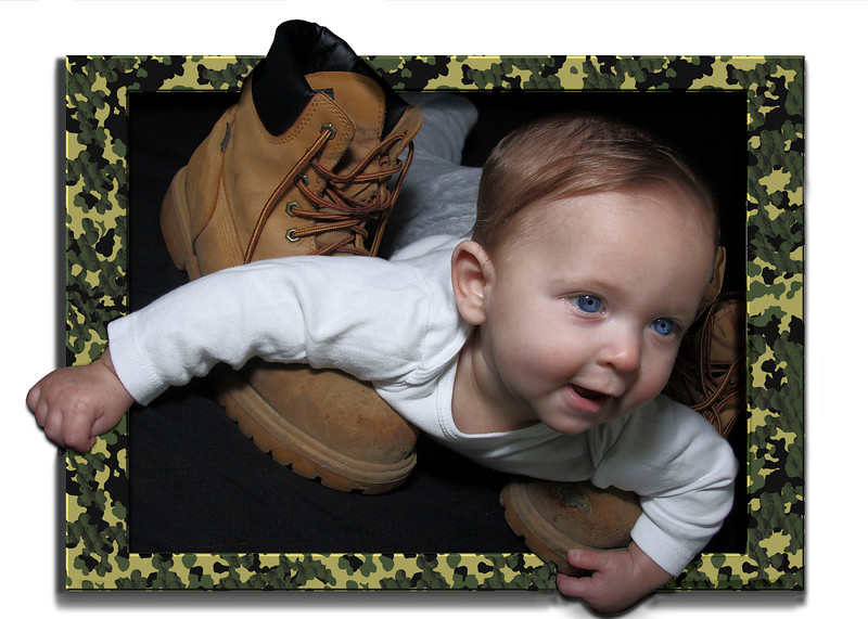 <center>His Daddy's Boots<center>