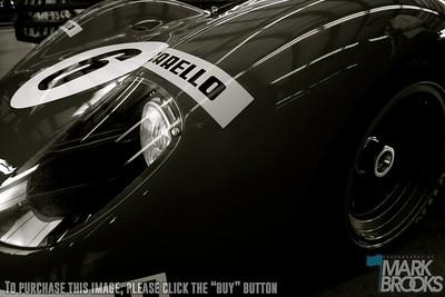 Italian race car