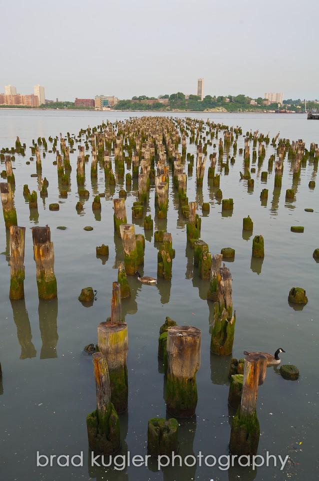 Hudson River...Pier 45