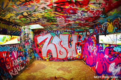 Pillbox Graffiti