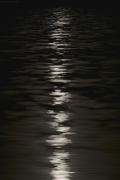 Moon reflections