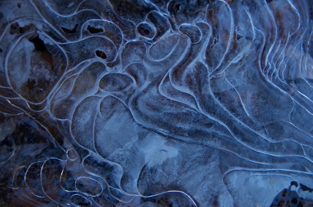 Molten Ice