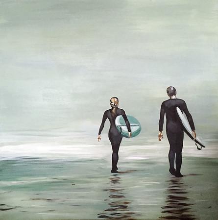 Belmar Surfers.
