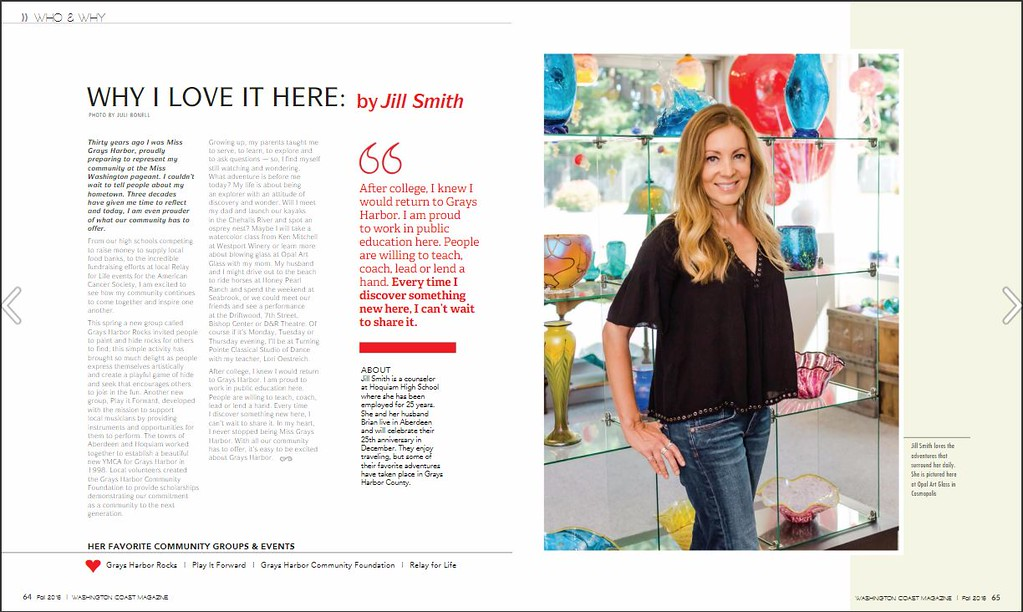 Washington Coast Magazine