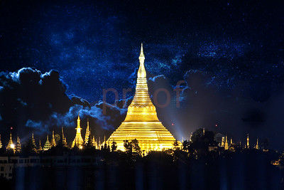 Yangon (Rangoon, Myanmar/Burma)