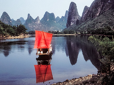 Guilin to Yangshuo