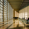 Arrival hall, Ben Gurion Airport