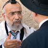 Jerusalem, Old City, Western Wall conversation