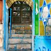 Tsfat entryway
